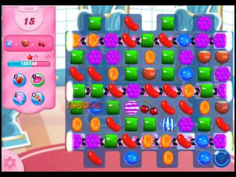 Candy Crush Saga Level 2895 - NO BOOSTERS (FREE2PLAY-VERSION)