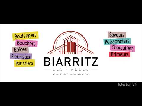Teaser Biarritz les Halles