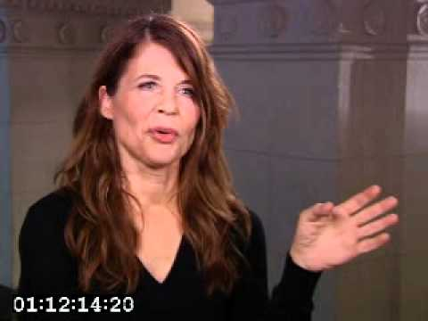 Chuck Vs The First Fight Interview with Linda Hamilton