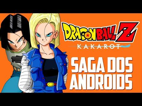 Dragon Ball Z Kakarot #10 - A saga dos ANDROIDS