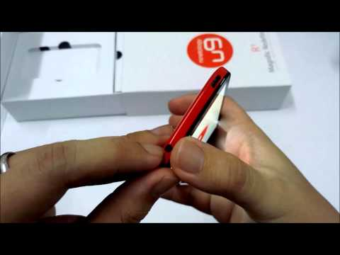 [Unboxing] Ninetology U9 Series - R1 i9431: Unboxing the Ninetology U9 R1 android smartphone featuring 1.2GHz Quad Core Processor, 4.3