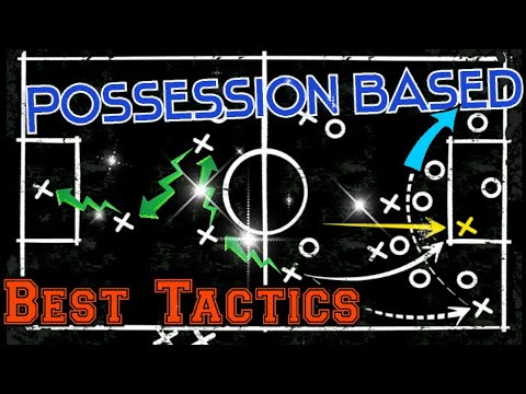 Top Eleven 2020 - BEST TACTICS | How To Get Possession