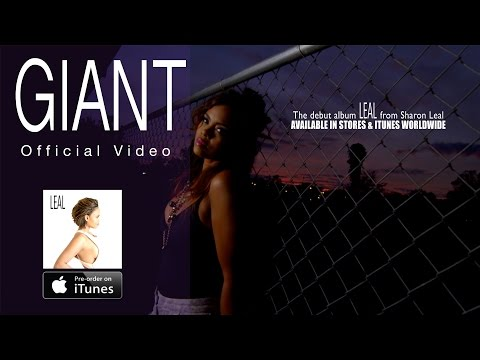 """Exclusive Sharon Leal """"Giant"""" Music Video"""