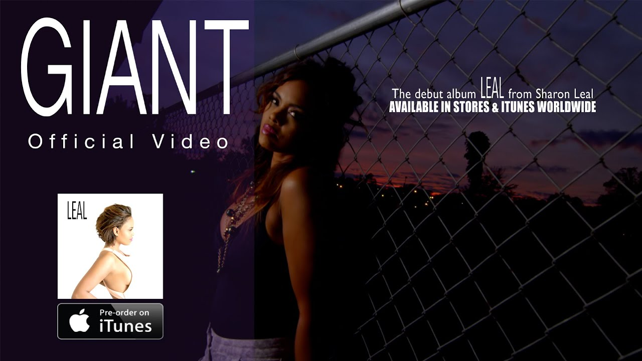 """Download Exclusive Sharon Leal """"Giant"""" Music Video"""