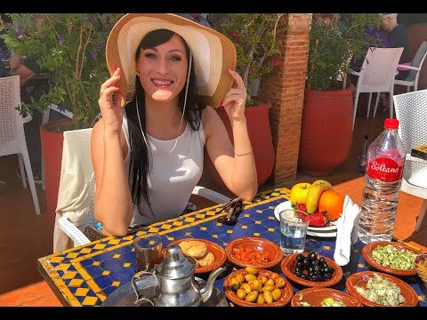 VLOG - My trip to Morocco - 2018