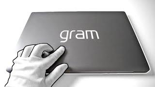 The Lightest 17 inch Laptop - Unboxing LG gram (Nvidia GeForce Now, Google Stadia)