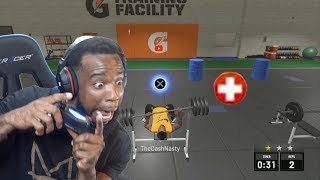 NBA 2K19 MyCareer   I Almost Got Injured Lifting The Heaviest Weights Ep. 5