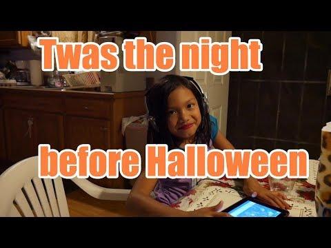 The night before Halloween Vlog | Kauai, Hawaii Family vlog | The simple island life | island living