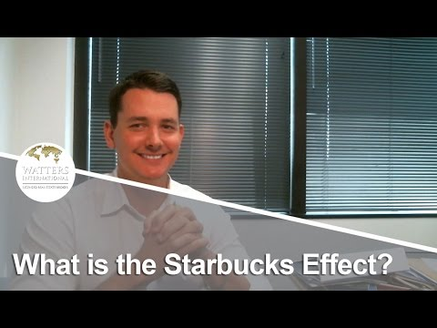 Greater Austin Real Estate Agent: The Starbucks effect
