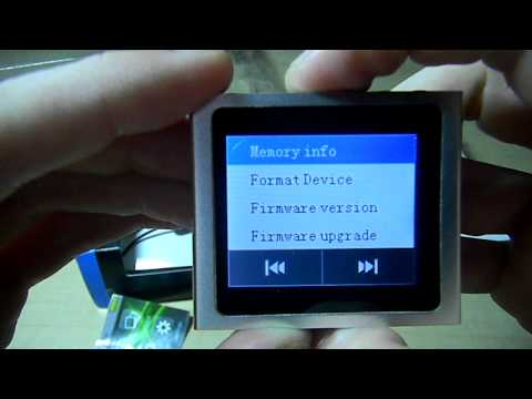 polaroid pmp 120-4 mp3 player review. (HD)