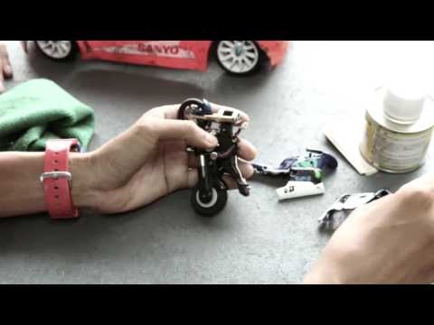 RC MotoGP | Radio control bike race| RC CITY, BKK, Thailand