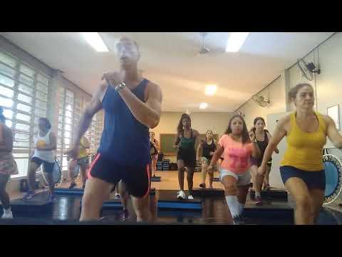 Step mix com prof Ângelo Castanheiro