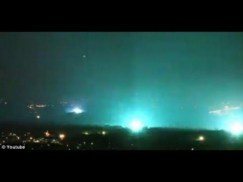 Resultado de imagen para las luces del terremoto