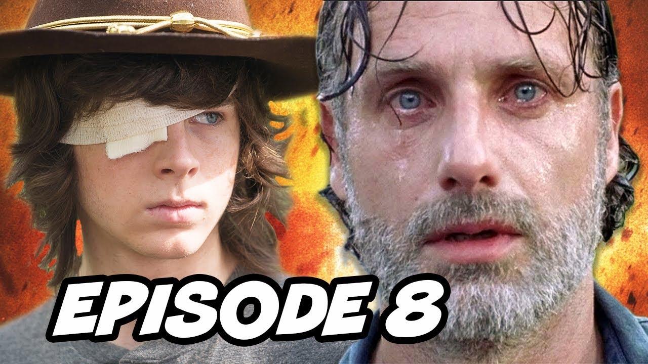 Download Walking Dead Season 8 Episode 8 - Mid Season Finale TOP 10 WTF and Easter Eggs