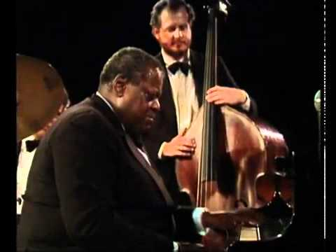 Nils-Henning Orsted Pedersen - Oscar Peterson Trio - Blues Etude