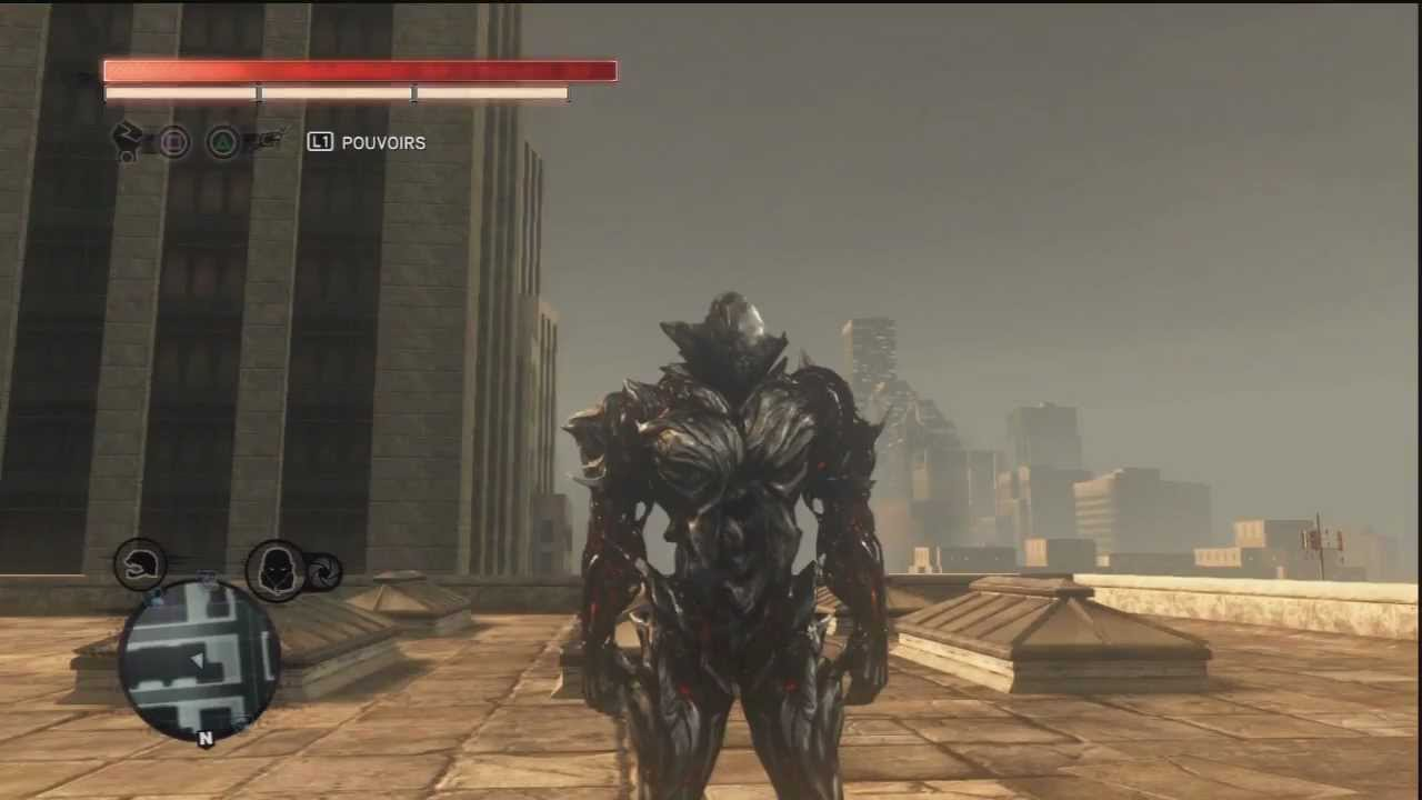 prototype 2 excessive force dlc