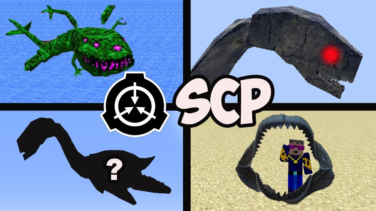 MINECRAFT SCP MOD 1 12 2 (PART 2) with Alex Funlord