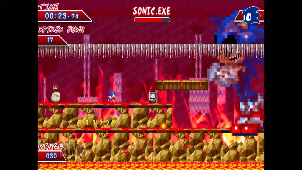 メタルソニックとのバトル Sonic Fear2 ゆっくり実況 Part2 Youtube