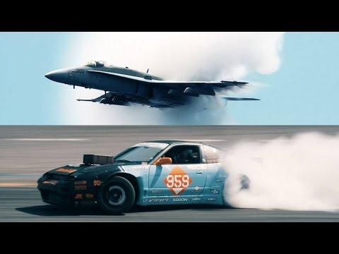 The Flight: Coffman Racing Formula Drift New Jersey