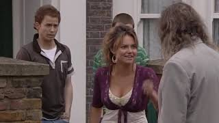 EastEnders - Keith Miller Gets Thrown Out Of His House (3rd June 2008)