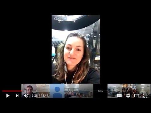 Explorer Classroom | Erika Bergman: Submersible Pilot