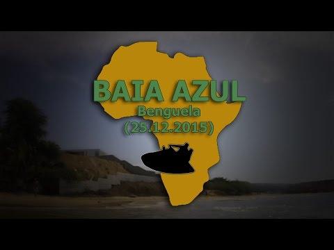 GoPro - Baia Azul, Benguela (Angola) [25.12.2015]