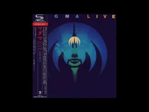 Magma - Live Hhai (KÖHNTARK) (1975)