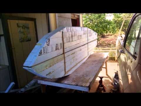 Scrap Xps Insulation Fishing Sup Part 1 Youtube