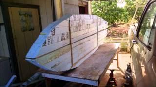 Scrap XPS Insulation Fishing SUP Part 1