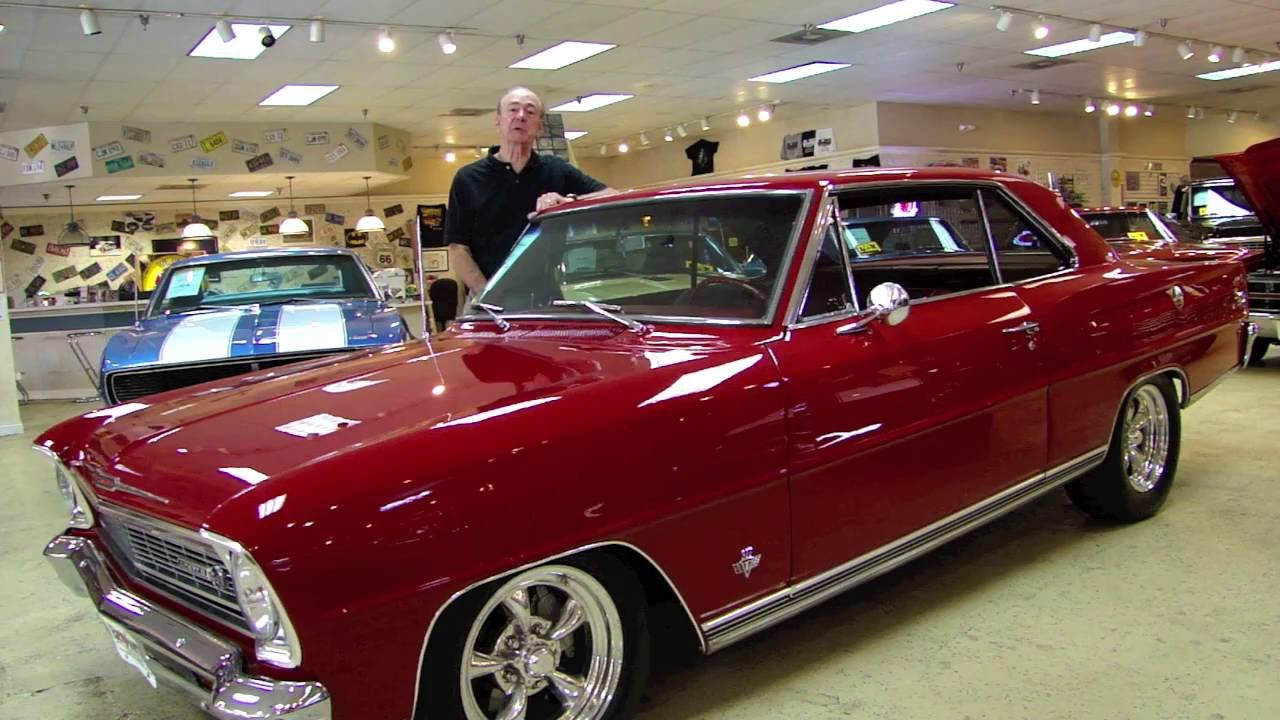 1966 Chevy Nova Real Super Sport For Sale