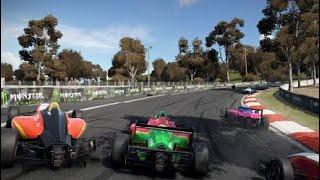 Crash # 13 Project CARS 2