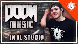 How To Make DOOM Like Metal Music like Mick Gordon in FL Studio