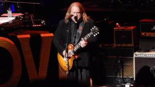 Soulshine Warren Haynes Beacon Theater NYC 3/9/2017