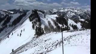 Desolation Peak - Big Cottonwood Canyon