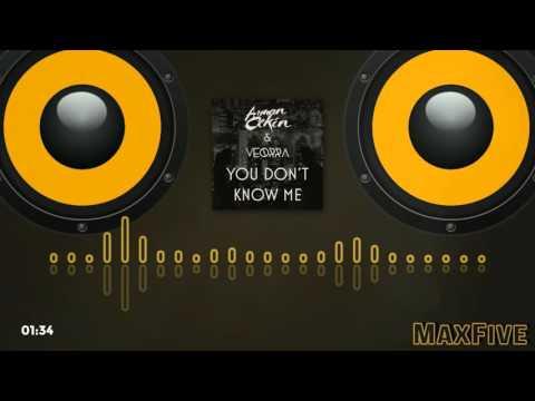 Arman Cekin & Veorra - You Dont Know Me [Bass Boost]