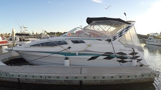 Bayliner 2855 Cierra 'Look & Features Tour' by South Mountain Yachts