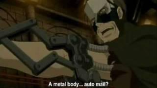 "Fullmetal Alchemist AMV- ""Ain"