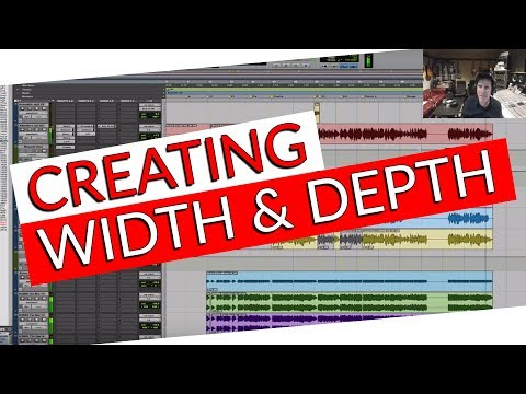 Creating Width and Depth in the Box w/ Leapwing Audio's StageOne - Warren Huart: Produce Like A Pro