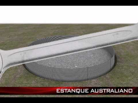 Elaboracion tanque artesanal zamorano vob funnydog tv for Tanques para cachamas