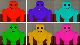 ROBLOX BAKON COLOR SHIFT JUMPSCARE - Roblox Bakon Piggy New Update
