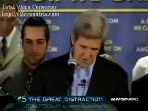 John Kerry: Stuck In Iraq