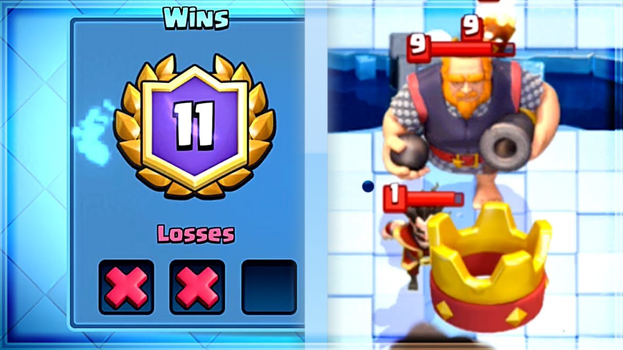 Clash Royale - THIS DECK TILTED ME...