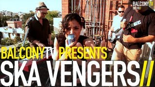SKA VENGERS - DOUBLE X (BalconyTV)