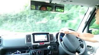 ②エブリイ5MT・4WD・ターボ 走りの感想