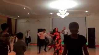 Лезгинка на карачаевской свадьбе