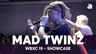 MAD TWINZ | Werewolf Beatbox Championship 2019 Showcase