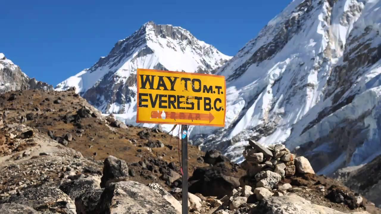 Mount Everest 1996