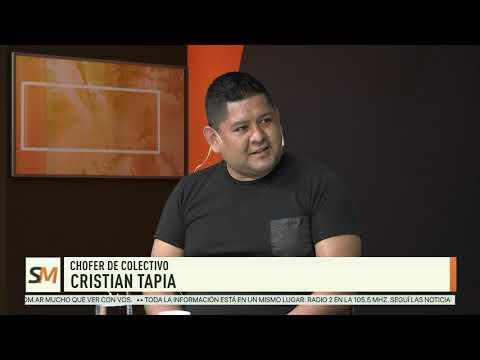 Sobremesa: Cristian Tapia