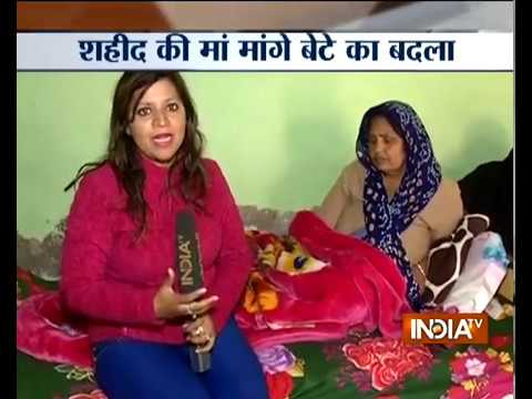 India TV Exclusive Interveiw With Martyred Army Captain Kapil Kundu's Mother