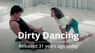 Remembering Dirty Dancing, which was released 31 years ago today